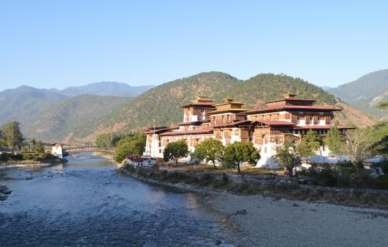 Punakha Tshechu Festival Bhutan Tour (7Days)