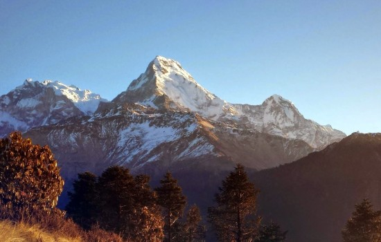 POON HILL LISTED AMONG THE TOP 10 TOURIST DESTINATIONS IN NEPAL