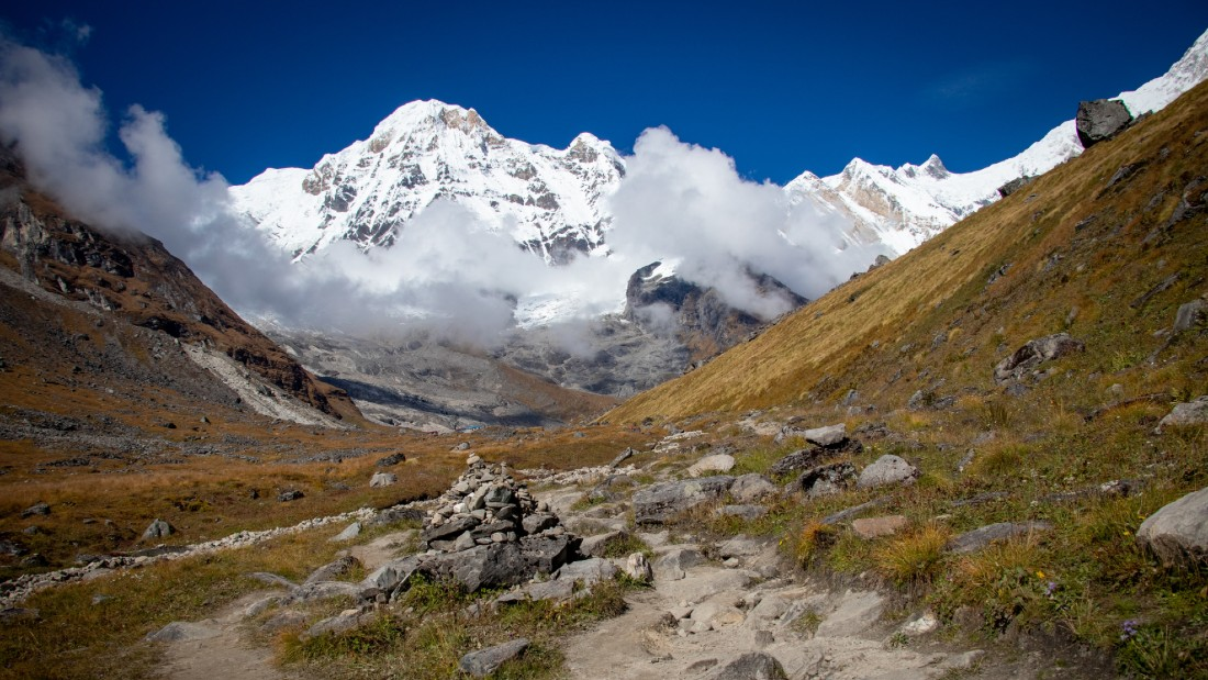 Everything To Know About The Trek To Annapurna Base Camp