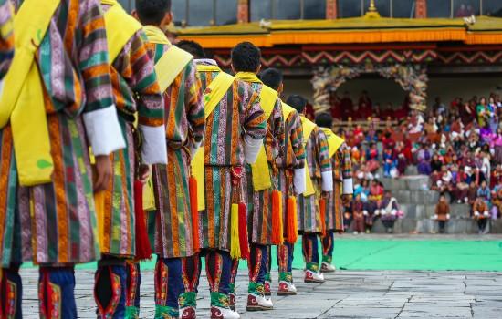 Thimphu Tshechu Festival Tour – 7 Nights 8 Days