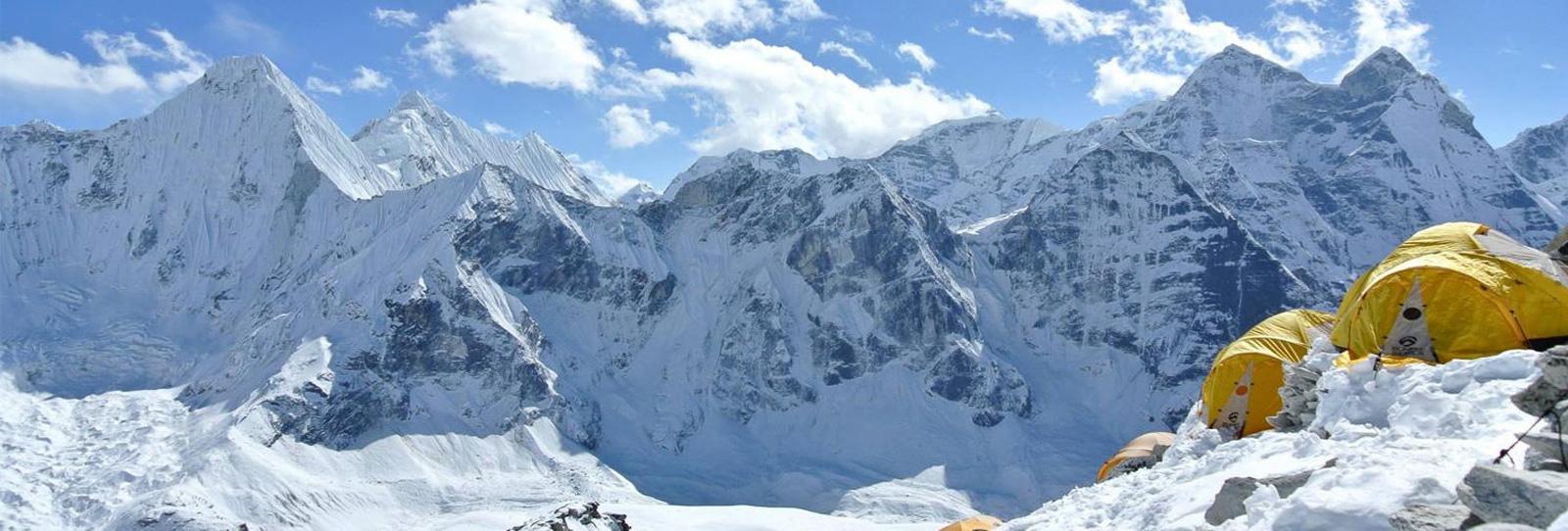 Dhampus Peak Climbing (6012m/19725ft)