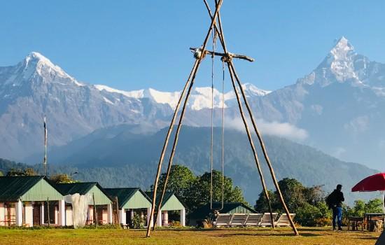 One-week Educational Trip to Nepal