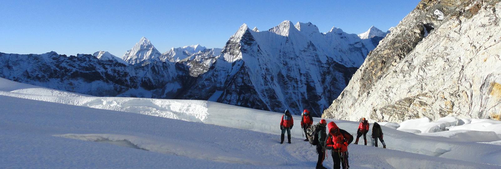 Island Peak Climbing (6189m/20305ft)