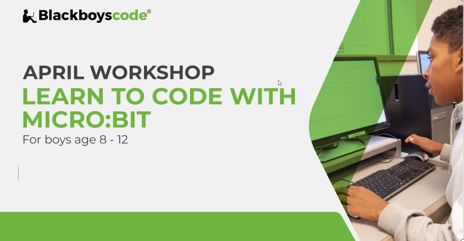 Learn to Code with Micro:BIT poster