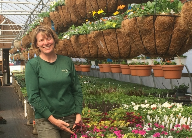Suzanne Haight of Balet Flowers and Design