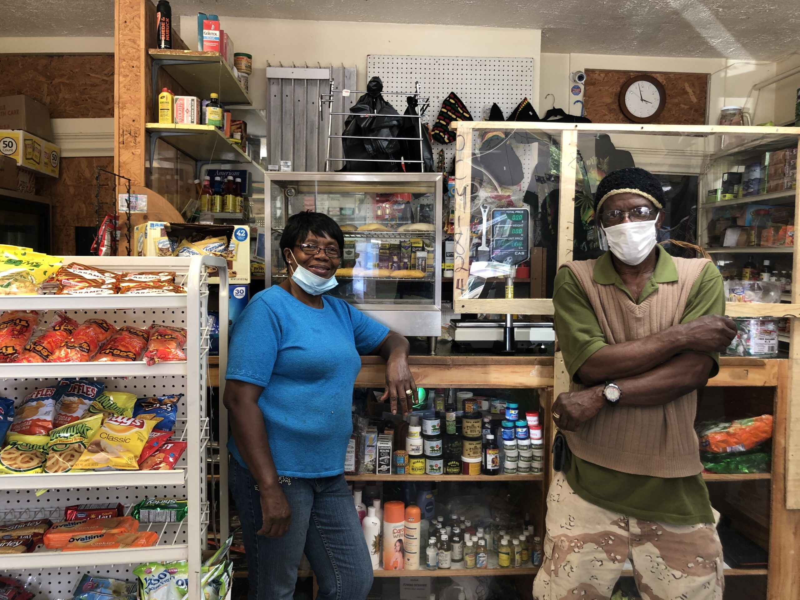 CapNY Black-Owned Business: West Indies Natural Food and Grocery, Hudson