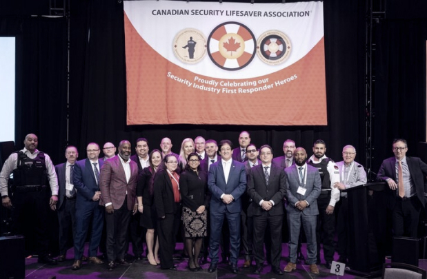 Recognizing the importance of security professionals across Canada