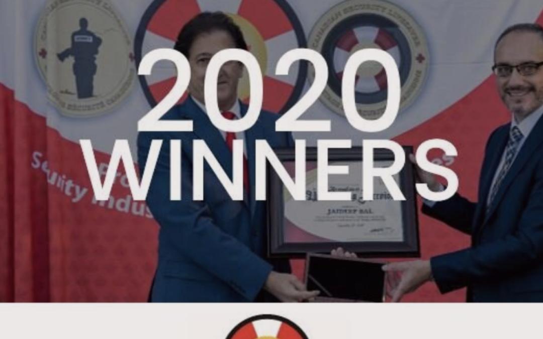 2020 Winner Roundup