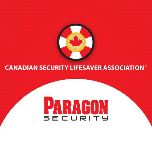 Paragon Security forms Canadian Security Lifesaver Association