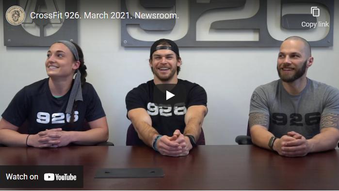 March 2021 926 Newsroom