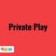 Private Play   Pop In! Play Space & Café