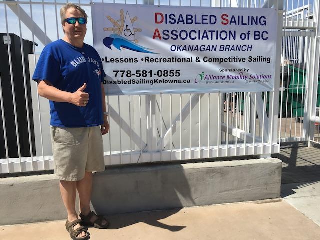 Disabled Sailing Association of Kelowna Event Held