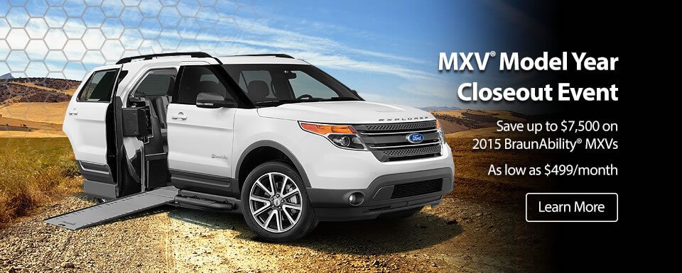 SUV… first time ever.. Ford Explorer MXV