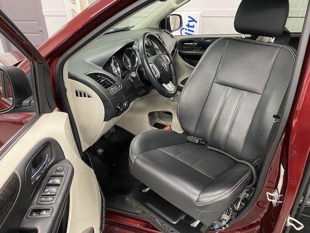AMS Driver Seat Option