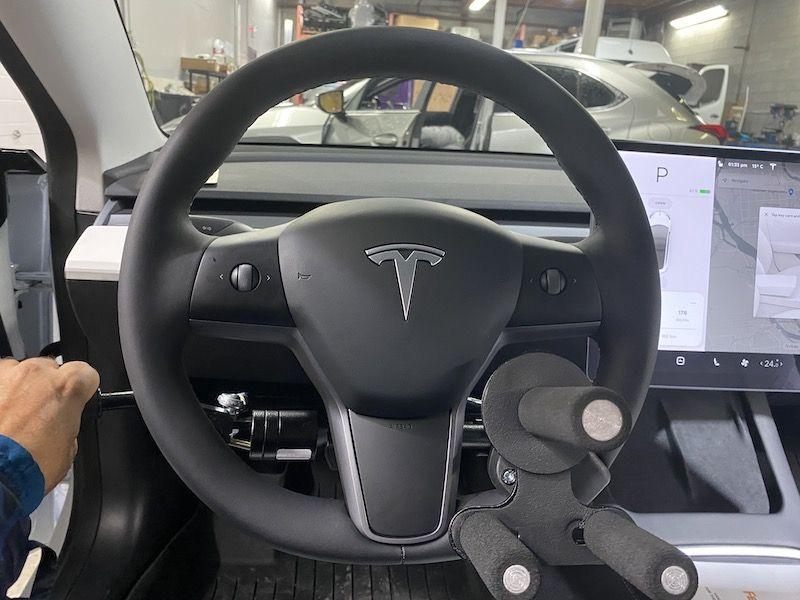 AMS Tesla HC 1