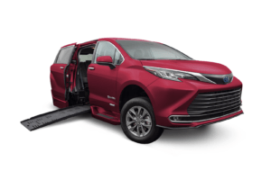 Read more about the article Introducing the BraunAbility Toyota Sienna Hybrid Foldout