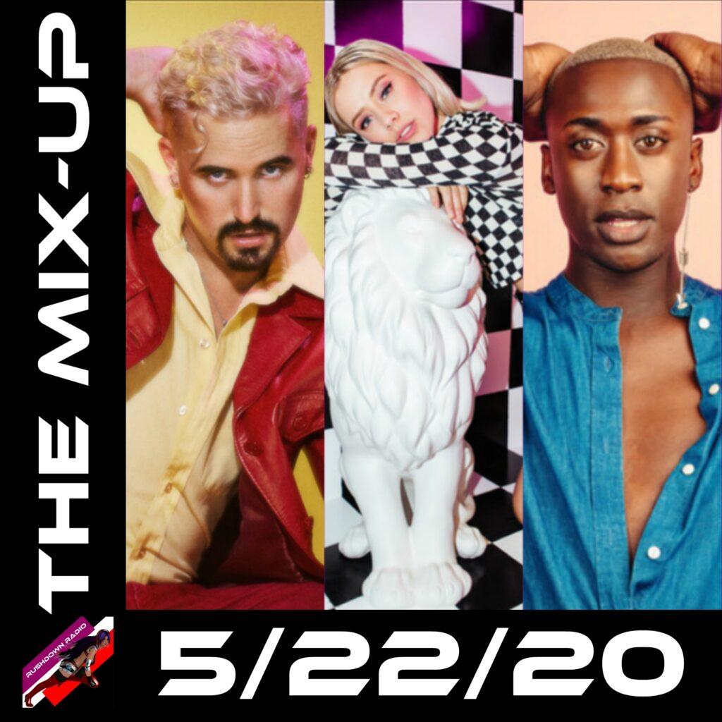 #NewMusic: #TheMixUp Ft Tom Aspaul, Dagny, Vincint & More