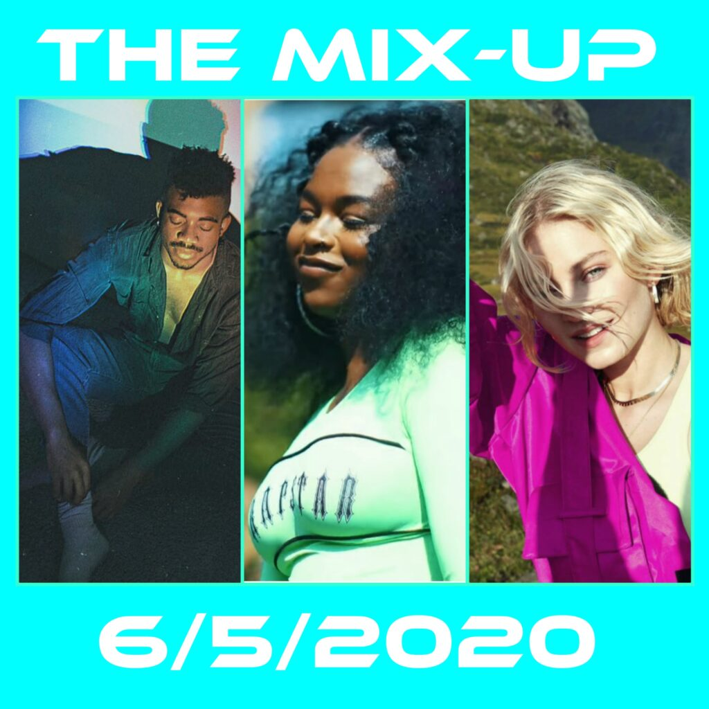 The Mix-Up Ft. Astrid_S, Bronze Avery, Nadia Rose & More