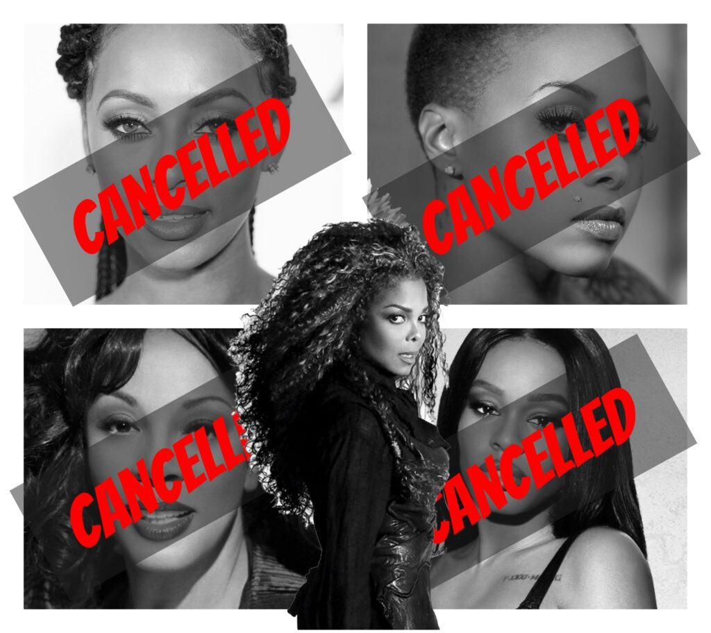 #CancelCulture Only Affects Black Women