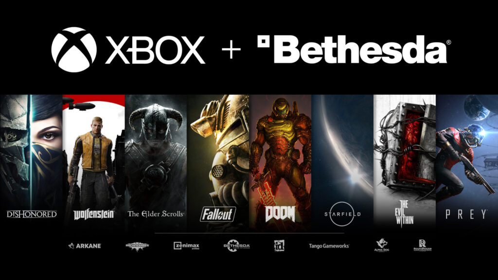 Microsoft Acquires Bethesda In Monumental Deal