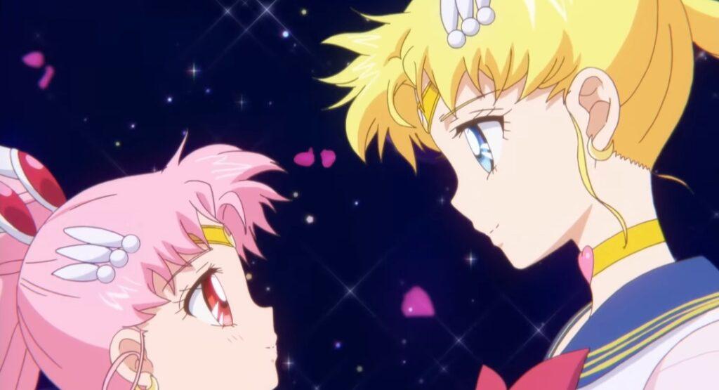 Brand New Sailor Moon Eternal Trailer
