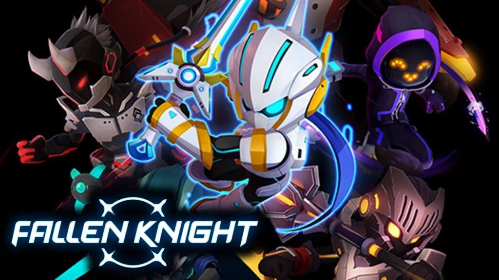 #IndieSpotlight: Featuring Fallen Knight