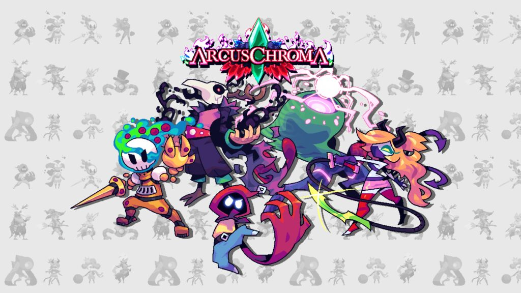 Indie Fighter Arcus Chroma Enters Early Access