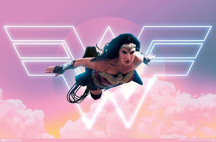 Wonder Woman 1984 Is Not Afraid To Fly