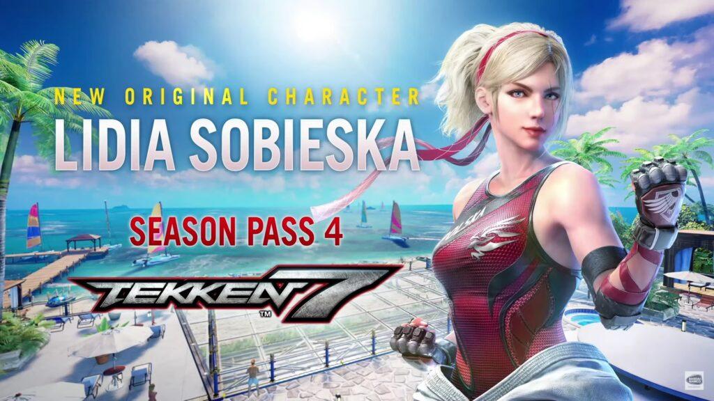 Lidia Sobieska Enters The King of Iron Fist Tournament 7