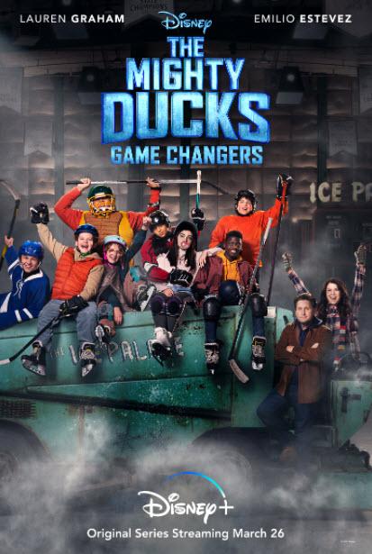 The Mighty Ducks reboot skates onto Disney+ this Friday
