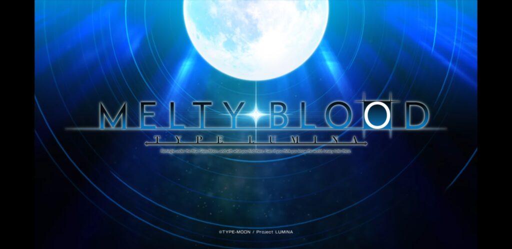 Melty Blood Type Lumina Teaser Trailer Revealed