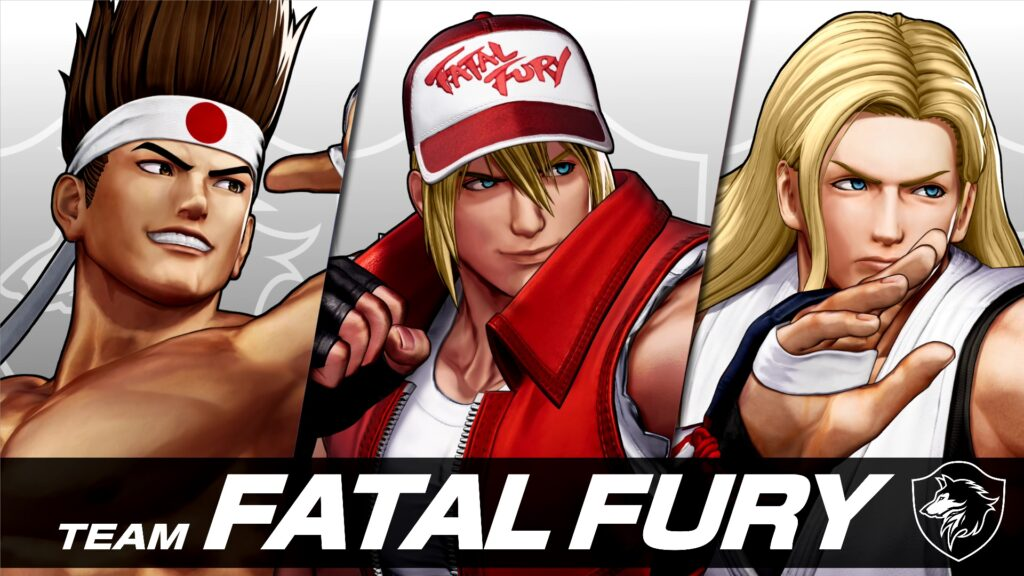 Team Fatal Fury Shows Off New Gameplay Footage for King of Fighter XV