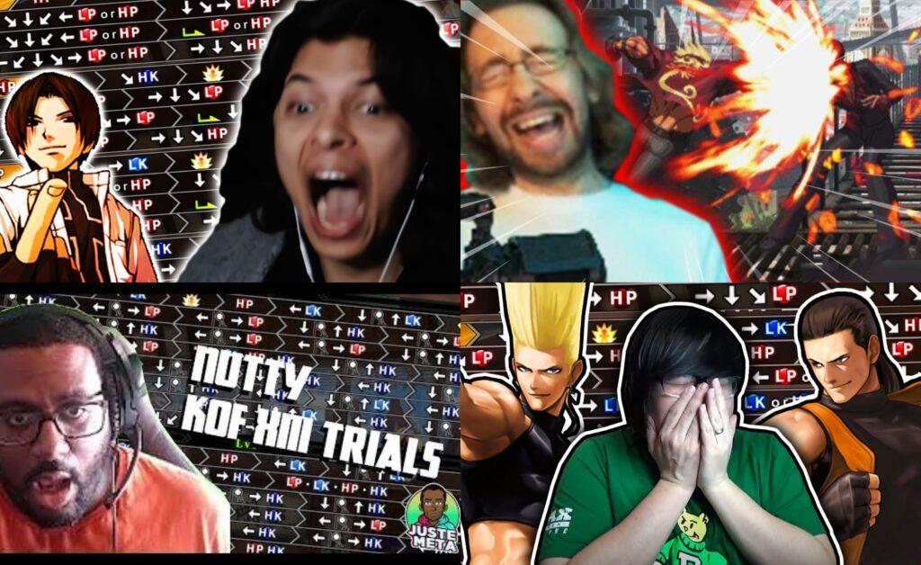 Will #KOFXIII Trials Videos affect the success of #KOFXV?