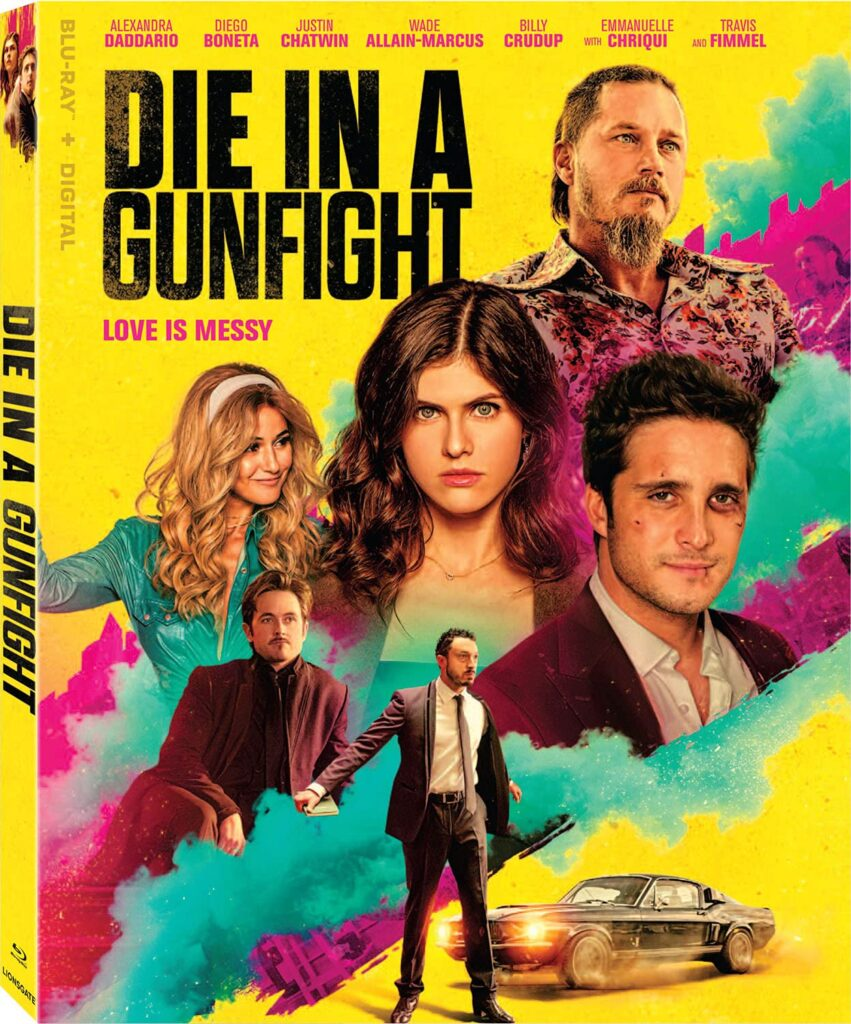 'Die In A Gunfight' Hits Theaters This July