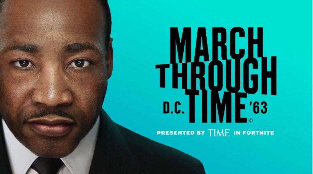 Epic Games Announces MLK Event For Fortnite