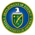 Department of Energy United Stated of America logo