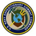 U.S. Navy Expeditionary Cobat Command logo