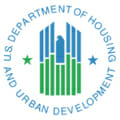 United States Department of Housing and Urban Development logo