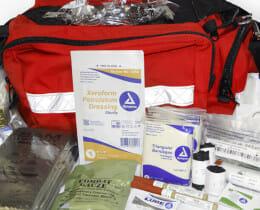 Service Medical Kitting