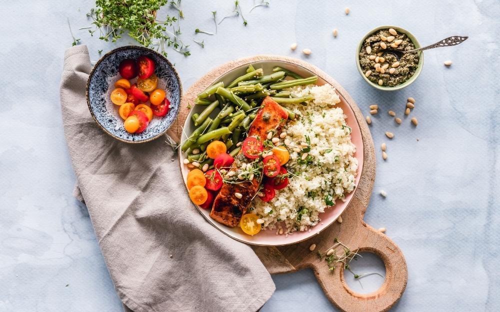 Foods That Aid Menopause Symptoms