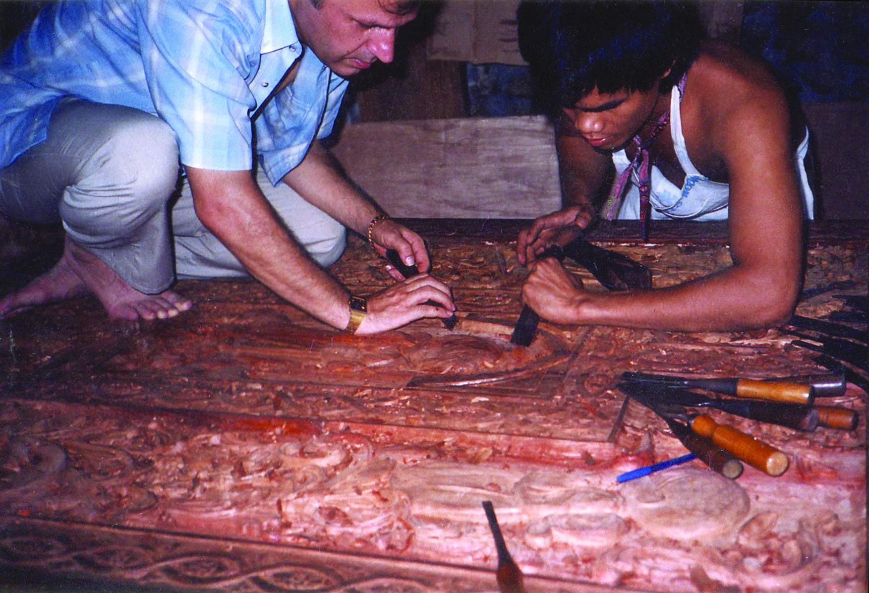 Carving Doors FPO
