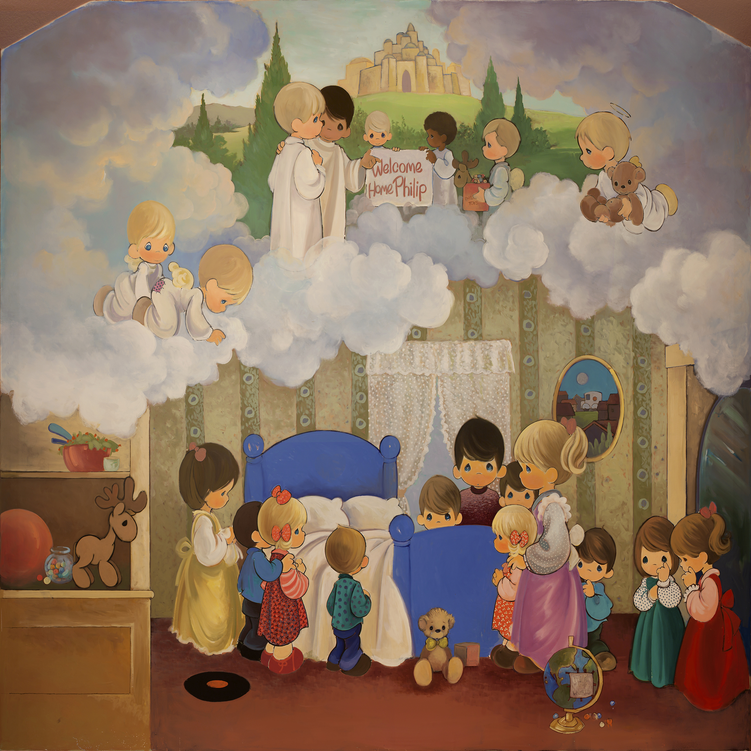 Phil's Room Mural FPO
