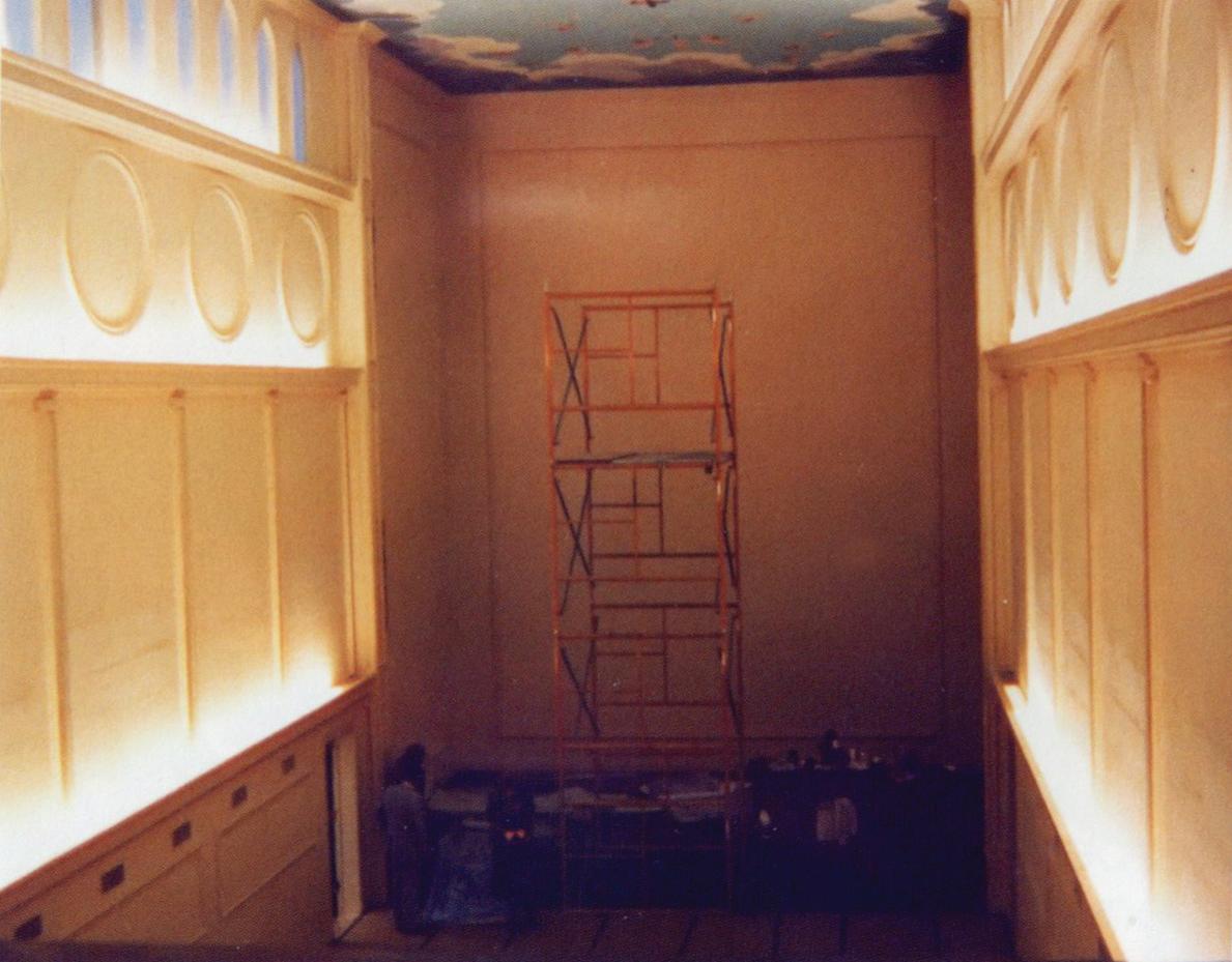 Sanctuary - empty FPO