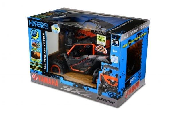 YXZ 1:16 Scale Hyper Toy RC