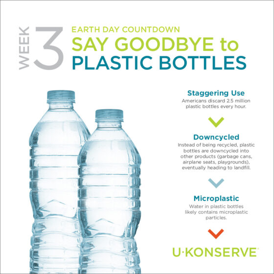 plastic water bottle facts