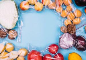 single use plastic bag
