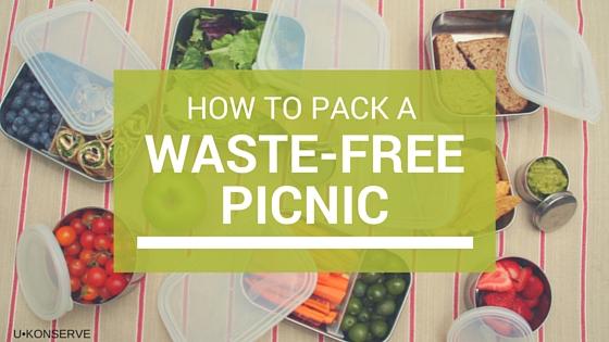 waste-free picnic