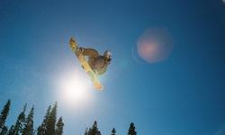 Burton Snowboards Presents White Space