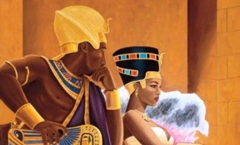 African royalty