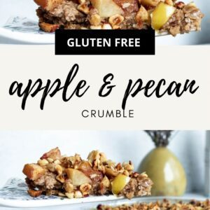 Apple and Pecan Bake